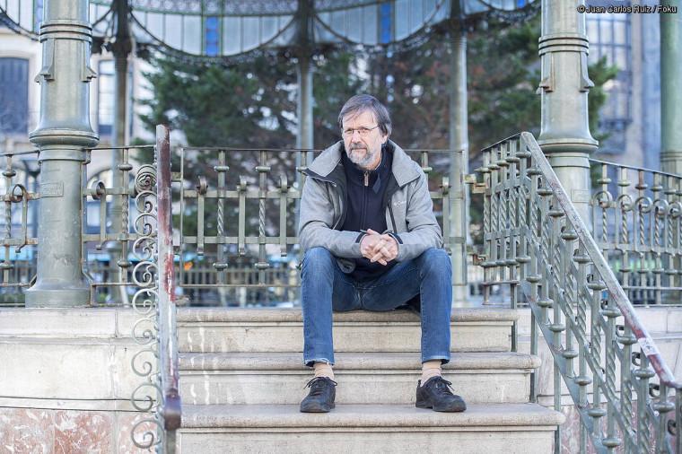 """Sabino Ormazabal: """"Iragana kontatu egin behar da, handik ikasteko"""""""