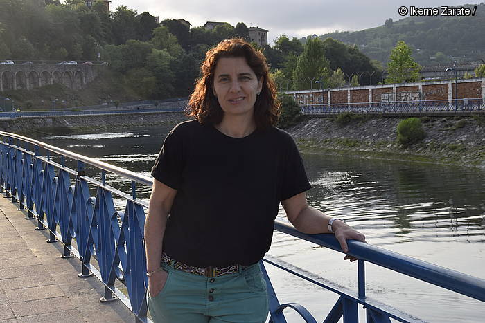 """""""Erraketistak bistaratu behar genituen, plaza bat behar zuten"""""""
