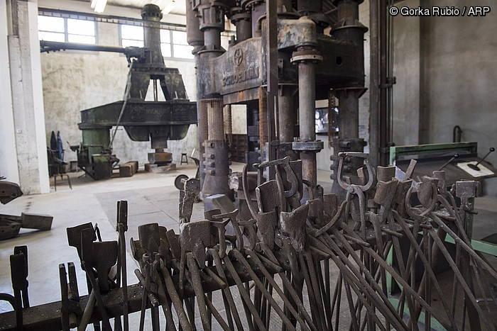 [Museora] Chillida Lantokia. Lantegi zaharrean, artea