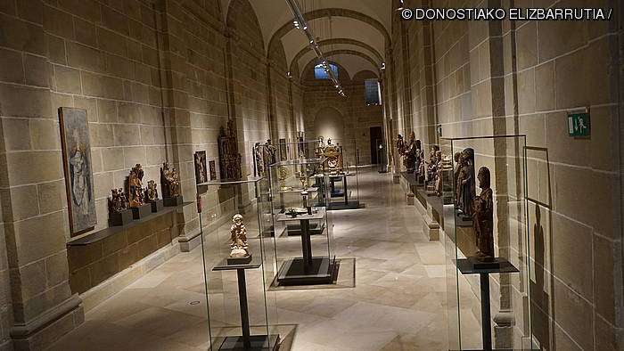 [Museora] Donostiako Elizbarrutiaren Museoa. Eliz-arteari kokaleku berria