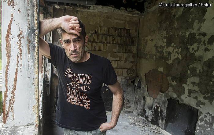 """Iñaki Bengoa: """"Liluratuta gelditu nintzen jasotako babesarekin"""""""