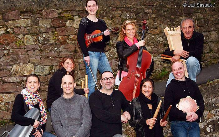 Vivaldi, euskal moldean