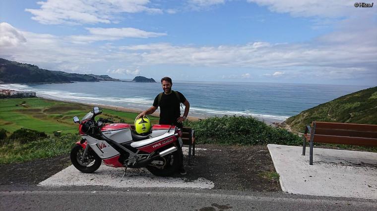 """""""Behin baino gehiagotan esan didate motoen Argiñano naizela"""""""