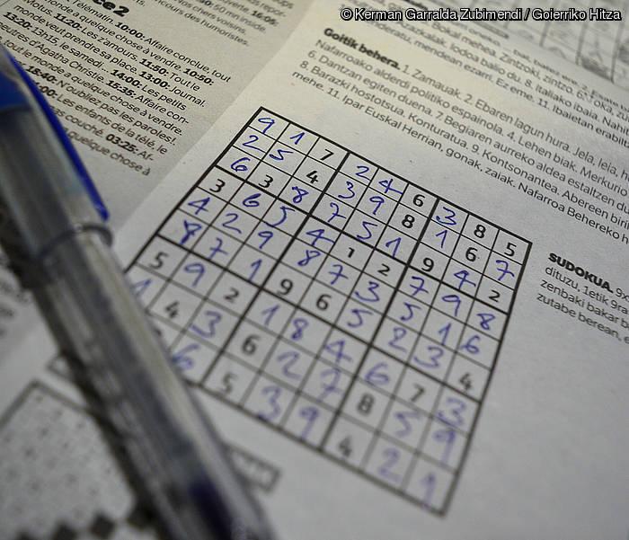 Matematikak, eta denborapasak